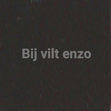 Wolvilt V006 Zwart