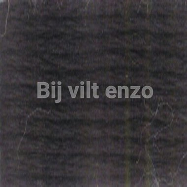Venus Splijtgaren 006 Zwart