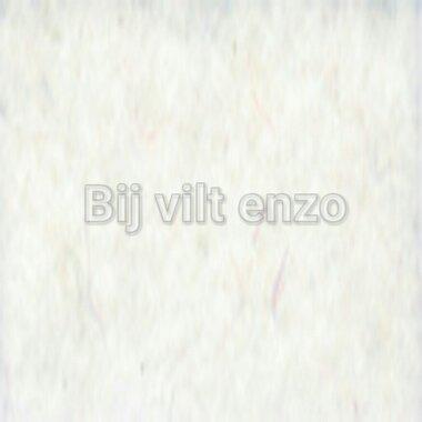 3 mm dik Wol Vilt Lapje Wit