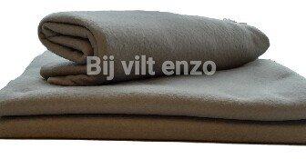 Acryl Vilt ca. 45 x 100 cm GRIJS 1mm dik