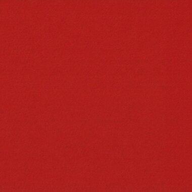 3mm Dik Vilt TREND Warm Rood