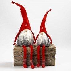 Kabouter van Vilt met lange benen