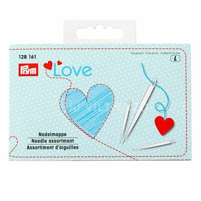 Prym Love Naaldenassortiment met draaddoorsteker