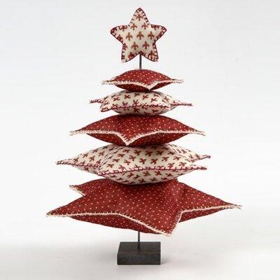 Kerstboom gemaakt van Design vilt