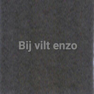 Wolvilt V003 Antraciet Lapje 20x30cm