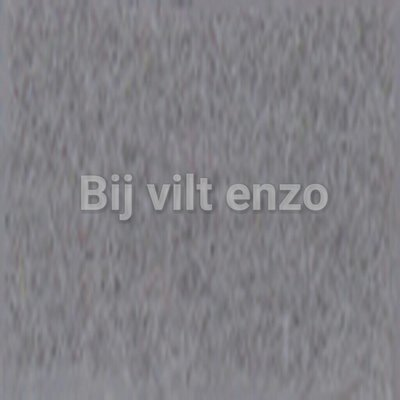 Wolvilt V004 Grijs Lapje 20x30cm