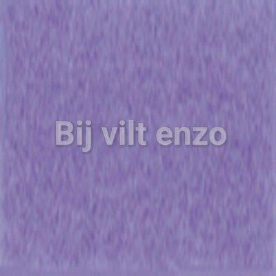 Wolvilt V030 Blauw Lila Lapje 20x30cm
