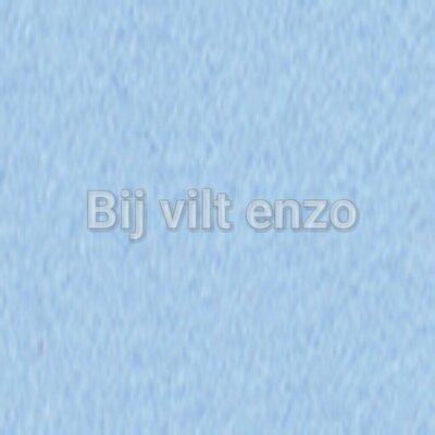Wolvilt V050 Heel Zacht Blauw Lapje 20x30cm