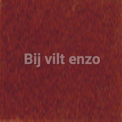 Wolvilt V059 Osjesbruin Lapje 20 x 30 cm