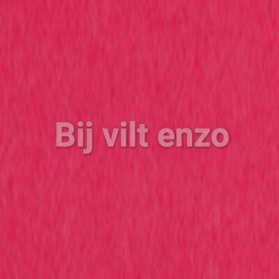 Wolvilt V076 Warm Roze Lapje 20x30cm