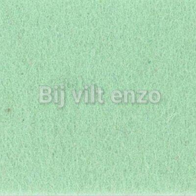 Wolvilt V082 Fresh Mint Lapje 20x30cm