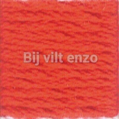 Venus Splijtgaren 018 Oranje-Rood *