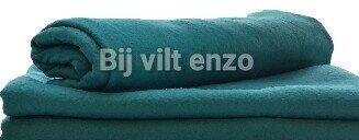 Acryl Vilt ca. 45 x 100 cm TURKOOIS 1mm dik