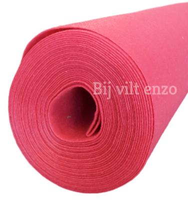 Vilt Pink van de Rol - 90 cm breed