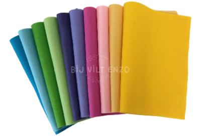 Wolvilt Assortiment Happy Colours