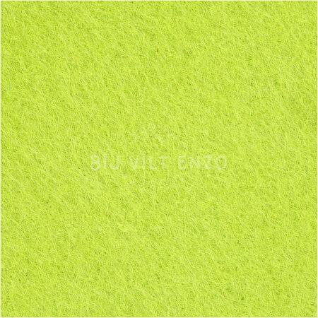 3mm dik Acrylvilt 42x60cm Licht Groen