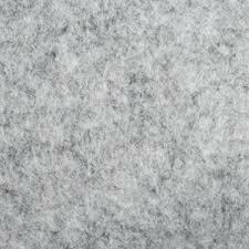 Vilt Grijs gemêleerd van de Rol - 90 cm breed