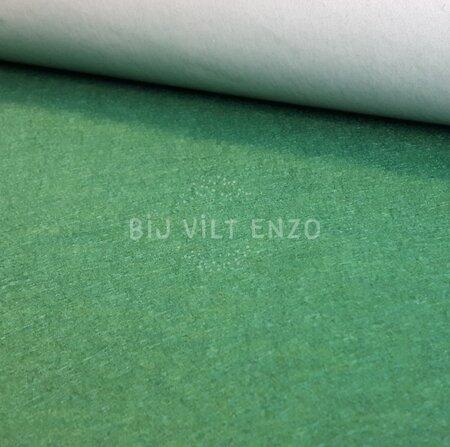 Plakvilt 90 cm breed - per hele meter Groen