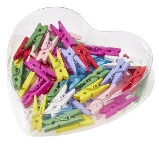Mini wasknijpers Bij vilt enzo