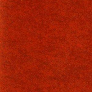 Wolvilt lapje 20 x 30 cm Gemeleerd Oranje Bij vilt enzo