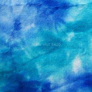 Sprookjesvilt Turkoois Blauw