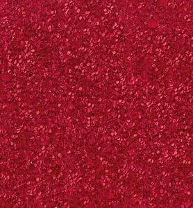 Kunstleer Glitter Rood Bij vilt enzo