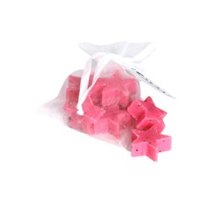 zeep sterretjes Pink Forest Bij vilt enzo