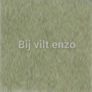 Wolvilt 20 x 30 cm Grijsgroen