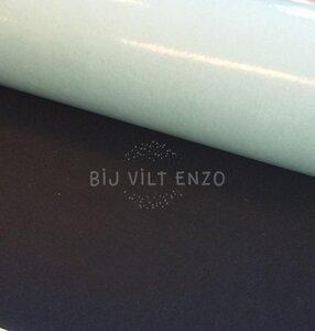 Plakvilt Zwart 90 cm breed op rol 5 meter | BIJ VILT ENZO
