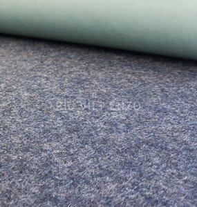 Plakvilt Donker grijs gem. Bij vilt enzo