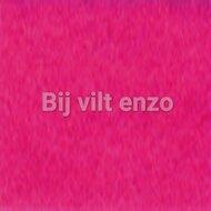 Wolvilt 20 x 30 cm Hard Roze