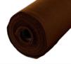Vilt van de Rol 1mm dik- 90 cm breed BRUIN