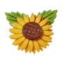 2 Zonnebloemen van Vilt