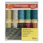Gütermann Metalic Naaigaren Set