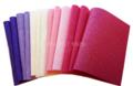Viltpakket Knutselvilt Glitter Roze