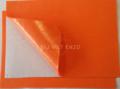 Budget Plakvilt Oranje - 2 lapjes